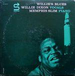 Pochette Willie's Blues