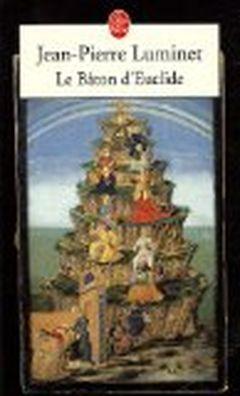 Couverture Le Bâton d'Euclide : Le Roman de la bibliothèque d'Alexandrie