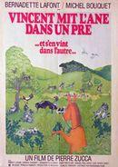 Affiche Vincent mit l'âne dans un pré (et s'en vint dans l'autre)