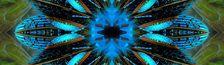 Pochette Kaleidoscope