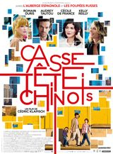 Affiche Casse-tête chinois