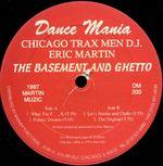 Pochette The Basement and Ghetto (EP)