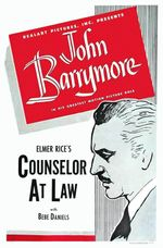 Affiche Counsellor at Law