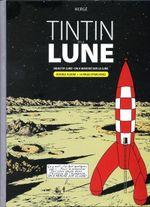 Couverture Tintin et la Lune