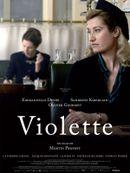 Affiche Violette