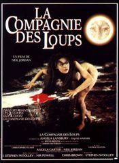 Affiche La Compagnie des loups