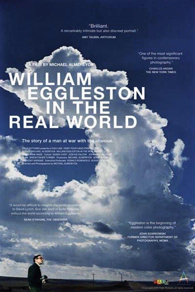 Уильям Эгглстон в реальном мире
