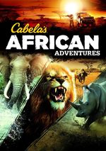 Jaquette Cabela's African Adventures