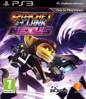 Jaquette Ratchet & Clank : Nexus