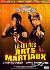 Affiche La Loi des arts martiaux