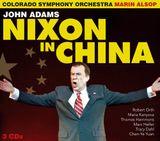 Pochette Nixon in China (Live)