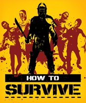 Jaquette How to Survive