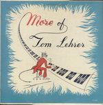 Pochette More of Tom Lehrer