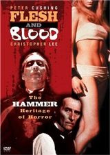 Affiche Flesh and Blood : The Hammer Heritage of Horror