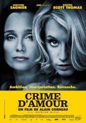 Affiche Crime d'amour