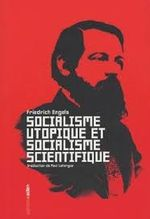 Couverture Socialisme utopique et socialisme scientifique
