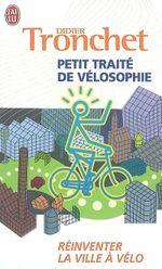 Couverture Petit traité de vélosophie