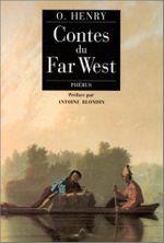 Couverture Contes du Far West