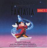 Pochette Walt Disney's Fantasia (OST)