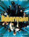 Affiche Dobermann