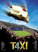 Affiche Taxi 4