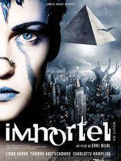 Affiche Immortel (ad vitam)