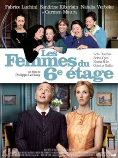 Affiche Les Femmes du 6e étage