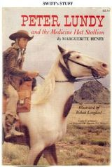 Affiche Peter Lundy and the Medicine Hat Stallion