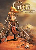 Couverture La Guerre des Sardes (1/2) - La Geste des Chevaliers Dragons, tome 17