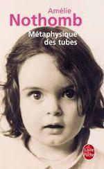 Couverture Métaphysique des tubes