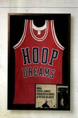 Affiche Hoop Dreams