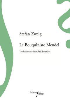 Couverture Le Bouquiniste Mendel