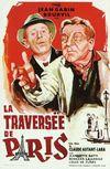 Affiche La Traversée de Paris