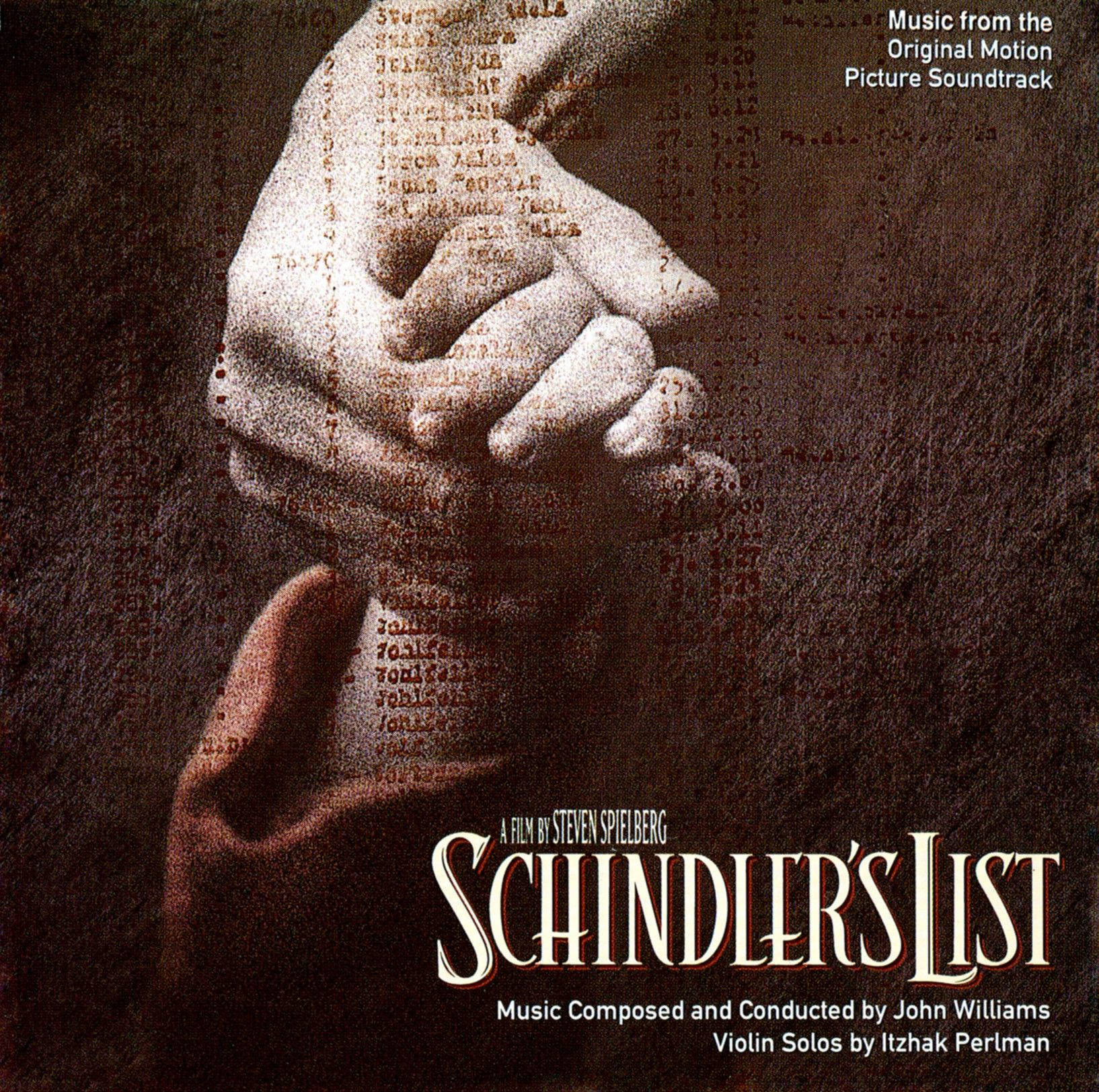 Room 215 Rip Ost: Schindler's List (OST)