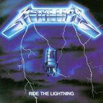 Pochette Ride the Lightning