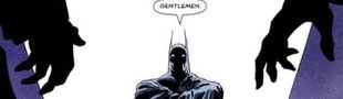 Cover Chronologie Batman, mythologie moderne