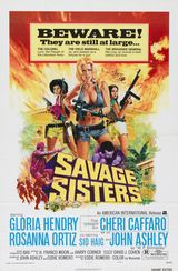 Affiche Savage Sisters