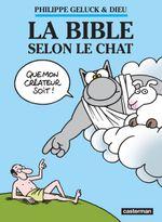 Couverture La Bible selon le Chat - Le Chat, tome 18