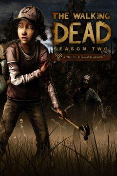 Jaquette The Walking Dead : Saison 2