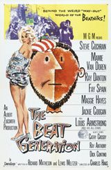 Affiche The Beat Generation