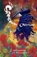 Couverture The Sandman Overture