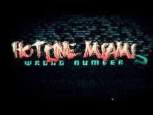 Video de Hotline Miami 2: Wrong Number
