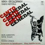 Pochette Canto General (Live)