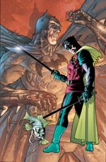 Couverture Damian : Son of Batman