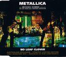 Pochette No Leaf Clover (Single)