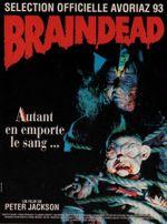Affiche Braindead
