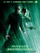 Affiche Matrix Revolutions