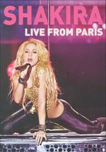 Pochette Live From Paris (Live)