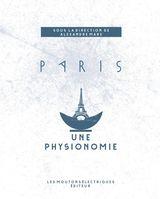 Couverture Paris, une physionomie