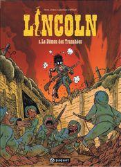 Couverture Le Démon des tranchées - Lincoln, tome 8